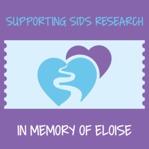 Supporting SIDS research in Australia in memory of Eloise Barkla who died at 12 weeks of age